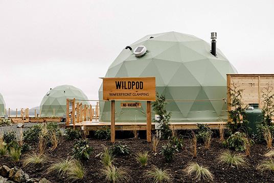 Wildpod Glamping