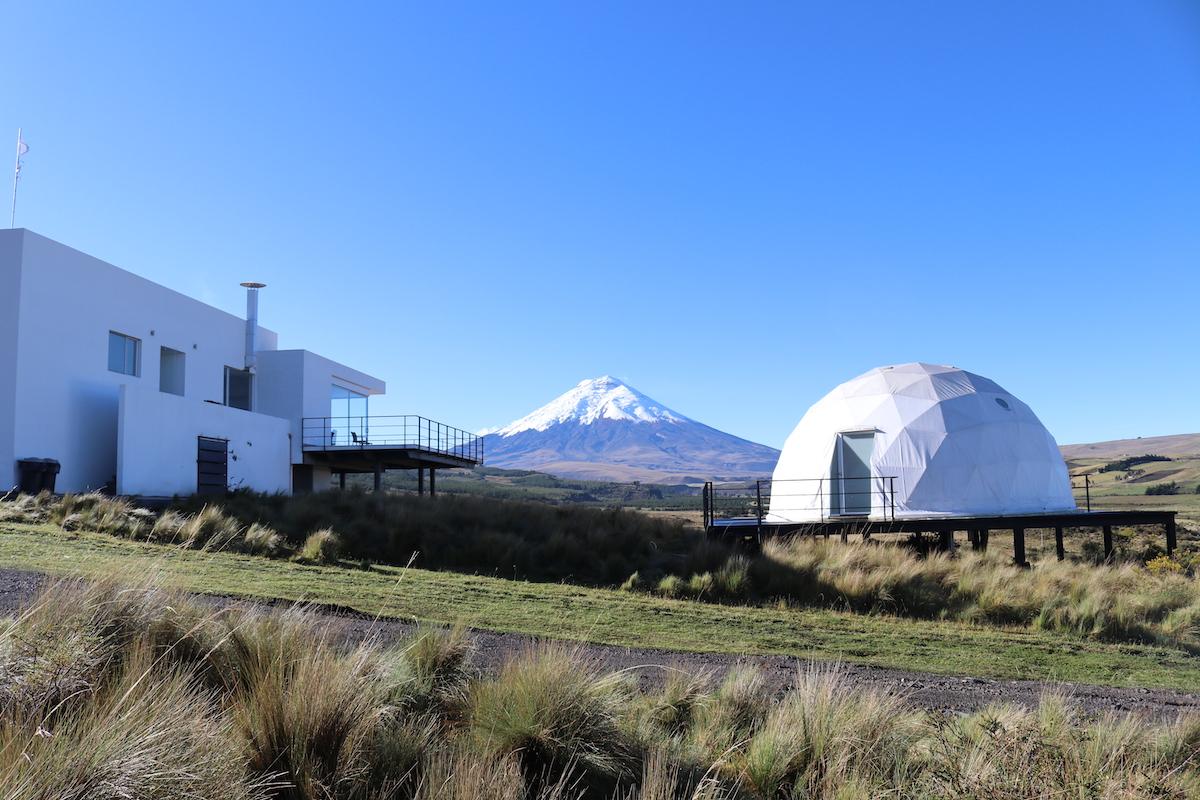 Cotopaxi Sanctuary Lodge powered by FDomes, Ecuador